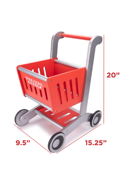 Brybelly Wholesome Foods Shopping Cart - Alternate List Image