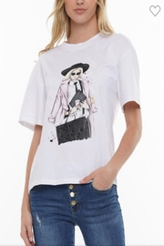 WHY DRESS Graphic Girl Tee - Product Mini Image