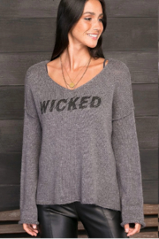 Wooden Ships Wicked Sweater - Front cropped