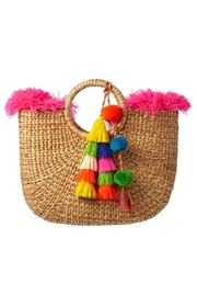Jadetribe Wicker Eliza Bag - Product Mini Image