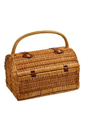 Picnic at Ascot  Wicker Picnic Set - Front full body