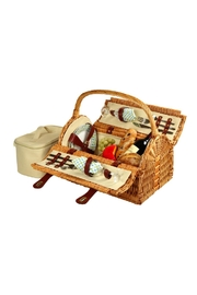 Picnic at Ascot  Wicker Picnic Set - Product Mini Image