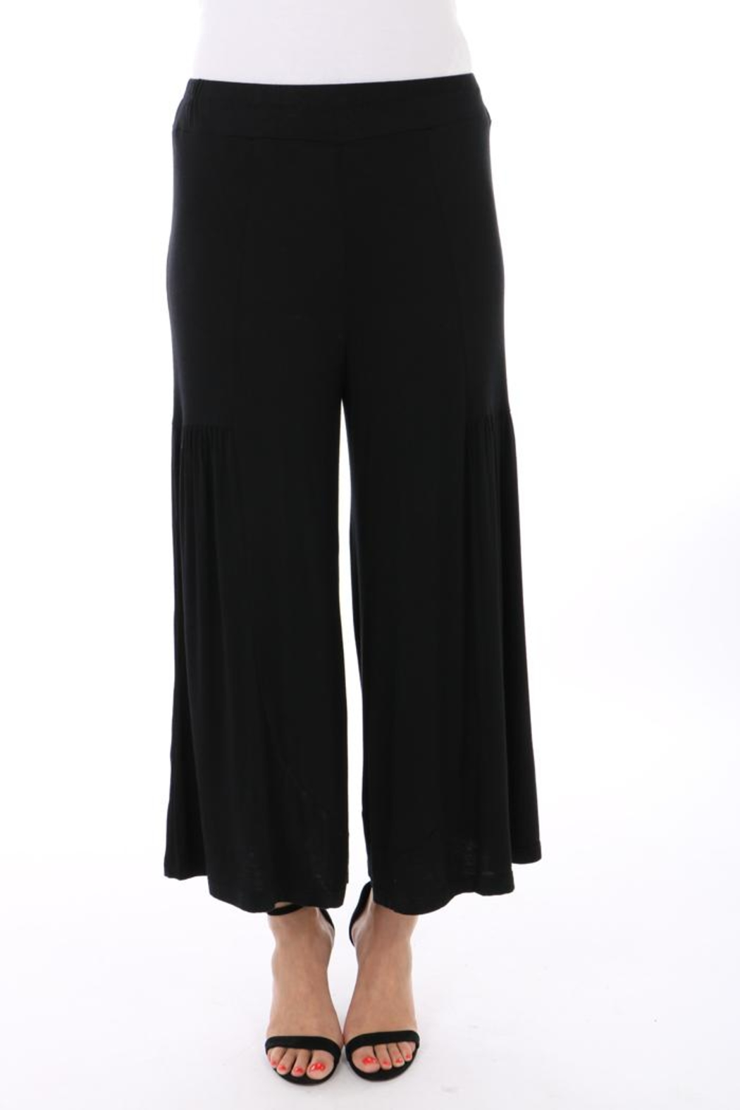 Fine Line Imports Wide Ankle Pant - Main Image