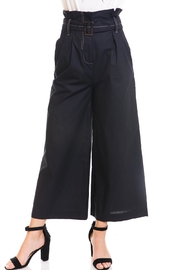 Do & Be Wide Belted Pants - Product Mini Image