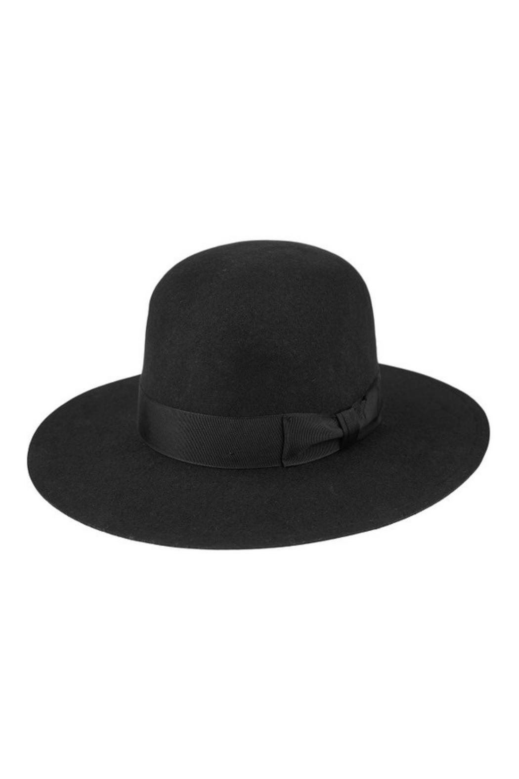 Olive   Pique Wide Brim Bowler from Texas by POE and Arrows — Shoptiques cf4f9494861