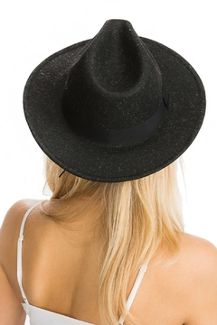 Cap Zone Wide Brim Fedora - Product List Image
