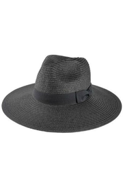 Olive & Pique Wide Brim Panama - Front full body