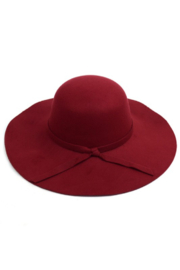 Selini New York Wide Brimmed Hat - Product Mini Image