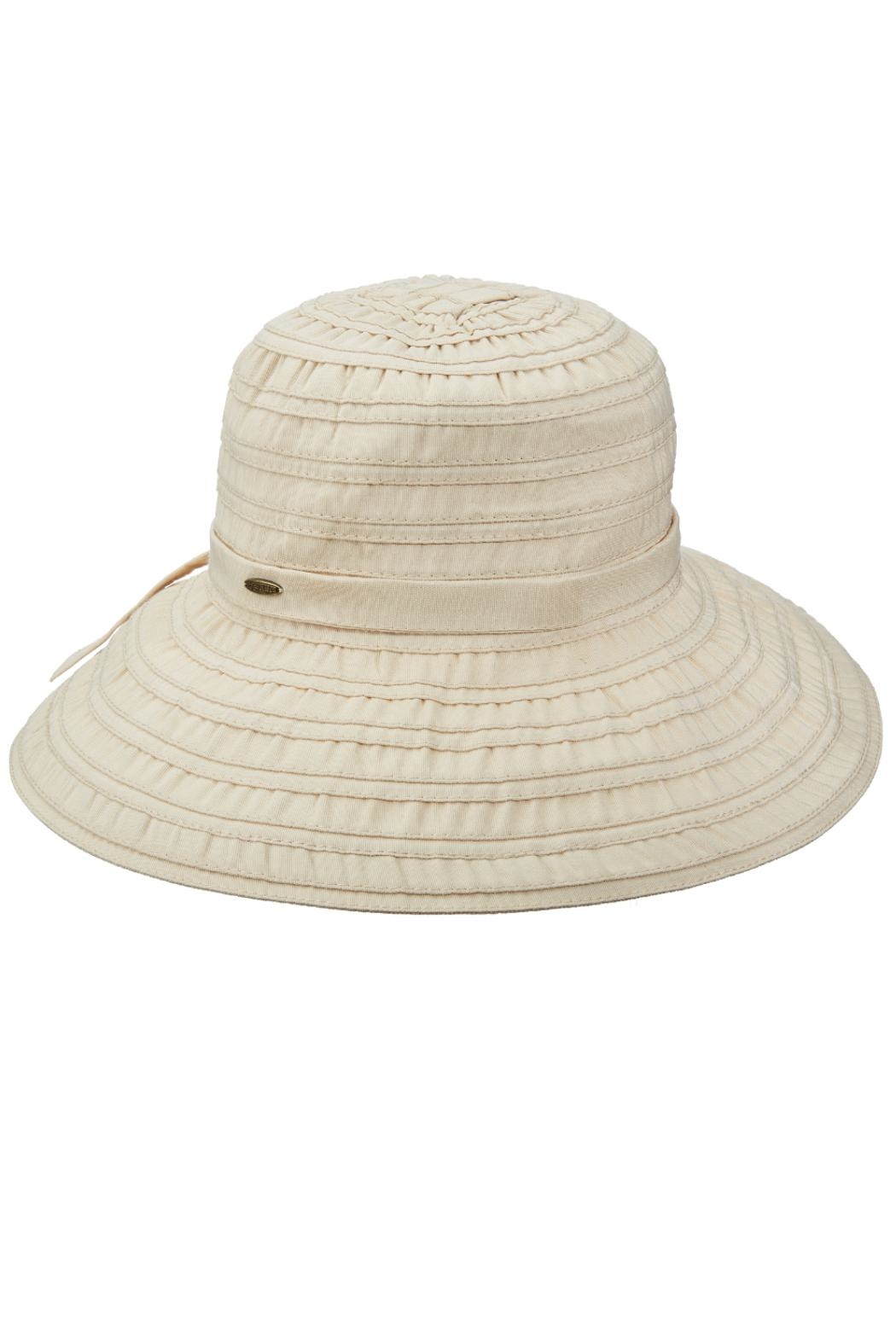 Dorfman Pacific Wide Brimmed Hat - Main Image
