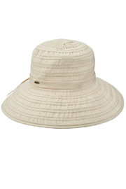Dorfman Pacific Wide Brimmed Hat - Front cropped