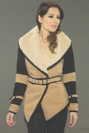 Adore Wide Collar Jacket - Product Mini Image
