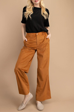 Shoptiques Product: Wide Leg Cords