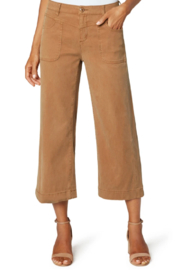 Liverpool  Wide Leg Crop - Front cropped