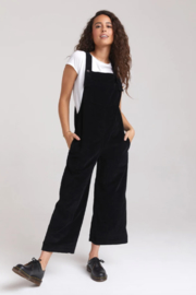 Bella Dahl  Wide Leg Crop Overall - Front full body