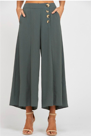 Wishlist Wide leg culotte pants - Product Mini Image