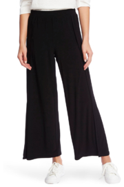 NapaLook Wide Leg Envelope Hem Pants - Product Mini Image