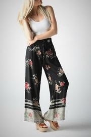 Angie Wide Leg Floral - Product Mini Image