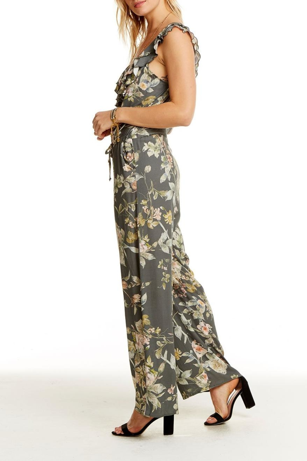 Chaser Wide Leg Jumpsuit - Main Image