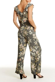 Chaser Wide Leg Jumpsuit - Back cropped