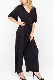 Lush Clothing  Wide Leg Jumpsuit - Side cropped