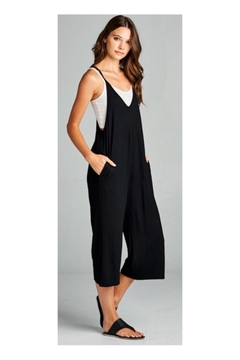 Polly & Esther Wide Leg Jumpsuit - Product List Image