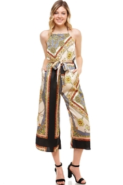 AAKAA Wide Leg Jumpsuit - Front cropped