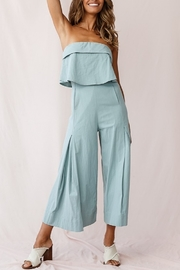Selfie Leslie  Wide Leg Jumpsuit - Back cropped
