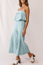 Selfie Leslie  Wide Leg Jumpsuit - Front full body