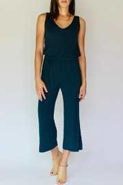 David Lerner New York Wide Leg Jumpsuit - Product Mini Image