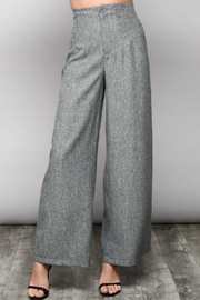 Do & Be Wide Leg Lightweight Pant - Product Mini Image