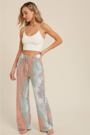 Bluivy Wide leg lounge pant - Product Mini Image