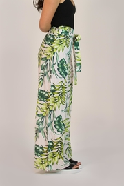 Patrons of Peace Wide Leg Pant - Front full body