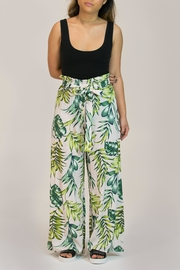 Patrons of Peace Wide Leg Pant - Front cropped