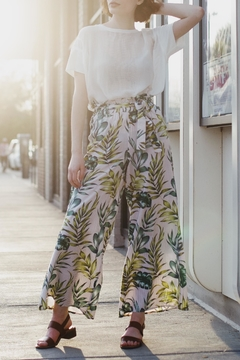 Patrons of Peace Wide Leg Pant - Product List Image