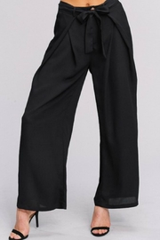 Listicle Wide Leg Pant - Product Mini Image