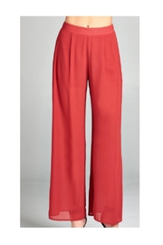 Active USA Wide Leg Pants - Product Mini Image
