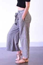 Final Touch Wide Leg Pants - Front full body