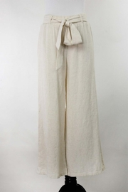 Final Touch Wide Leg Pants - Front cropped