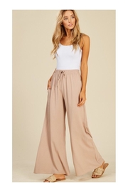 Polly & Esther Wide Leg Pants - Product Mini Image