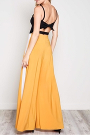 blue blush Wide Leg Pants - Product Mini Image