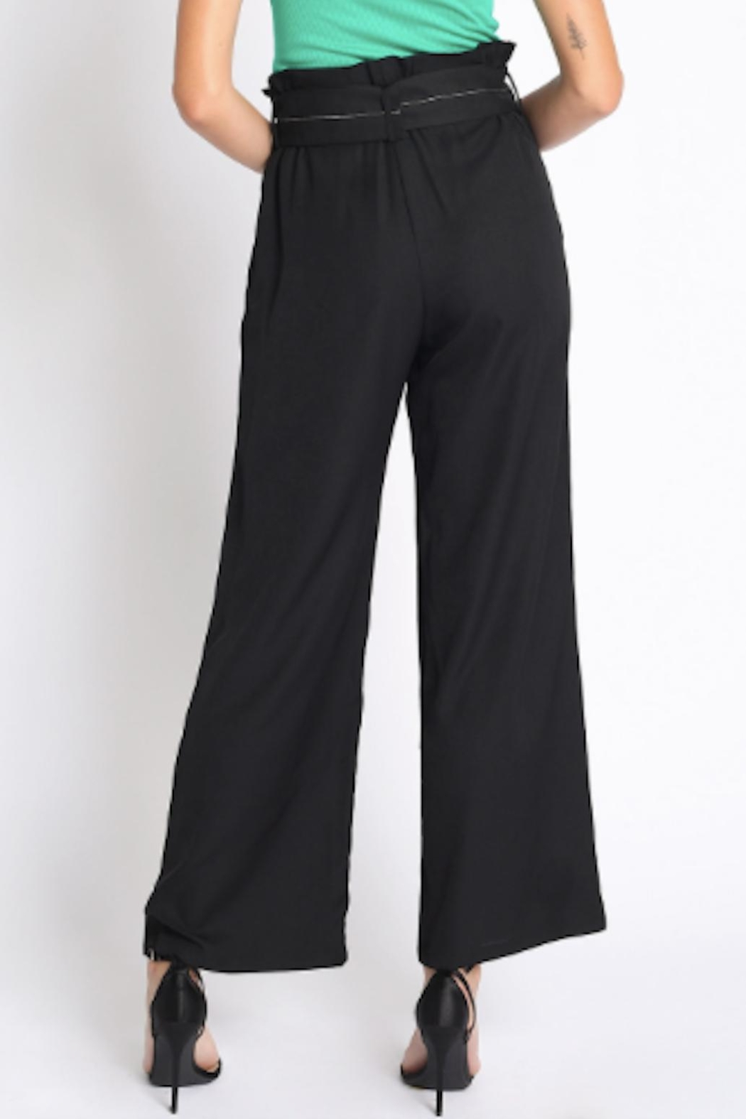 TIMELESS Wide Leg Pants - Side Cropped Image