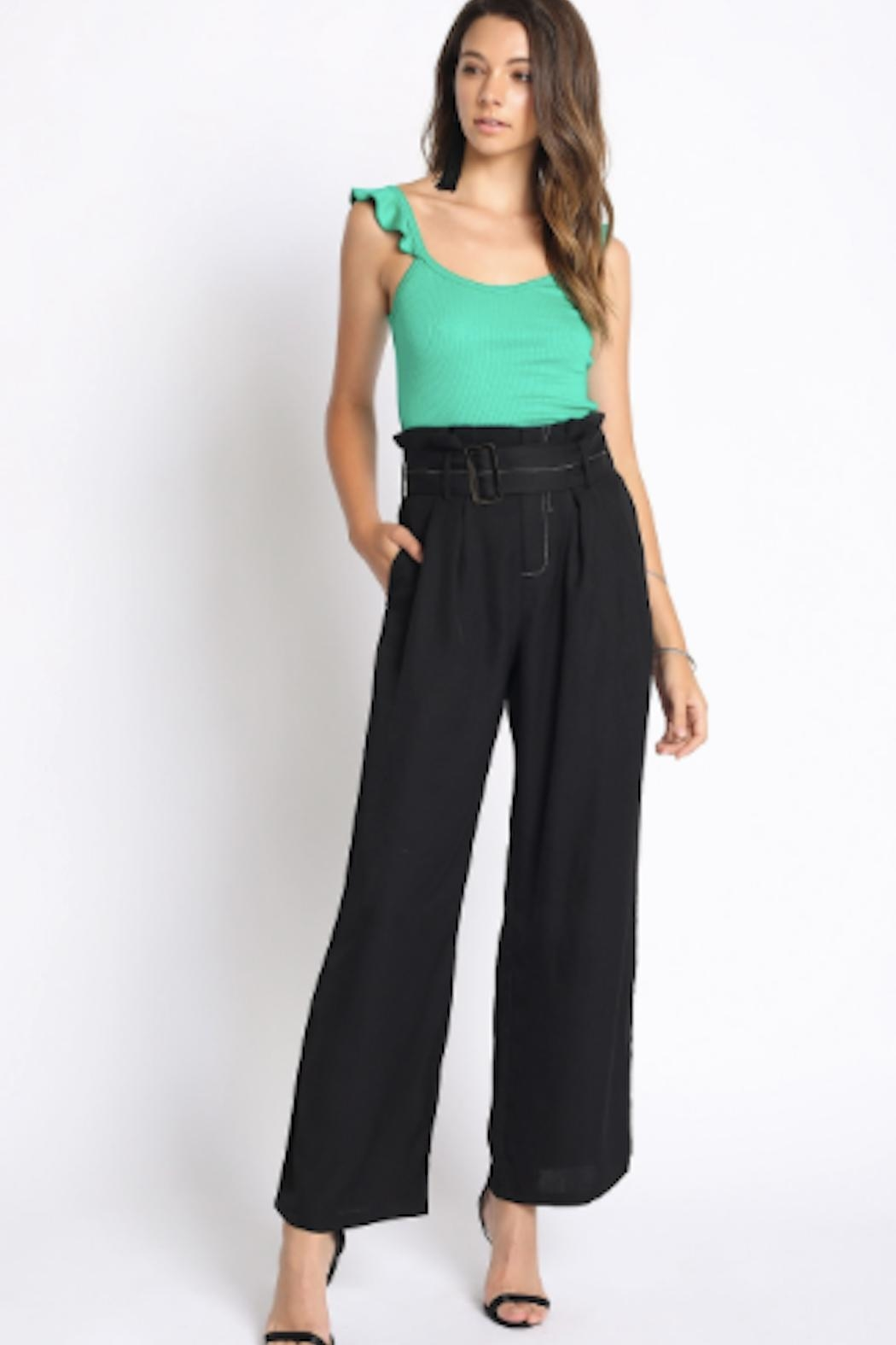 TIMELESS Wide Leg Pants - Main Image