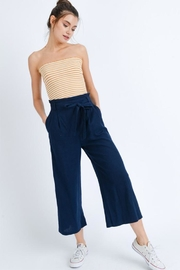 Love Tree Wide Leg Pants - Front cropped
