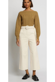 Proenza Schouler WIDE LEG PANTS - Front full body