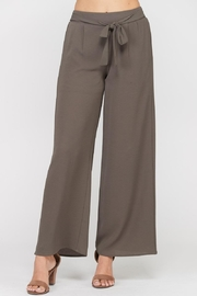 Rosette Wide Leg Pants - Product Mini Image