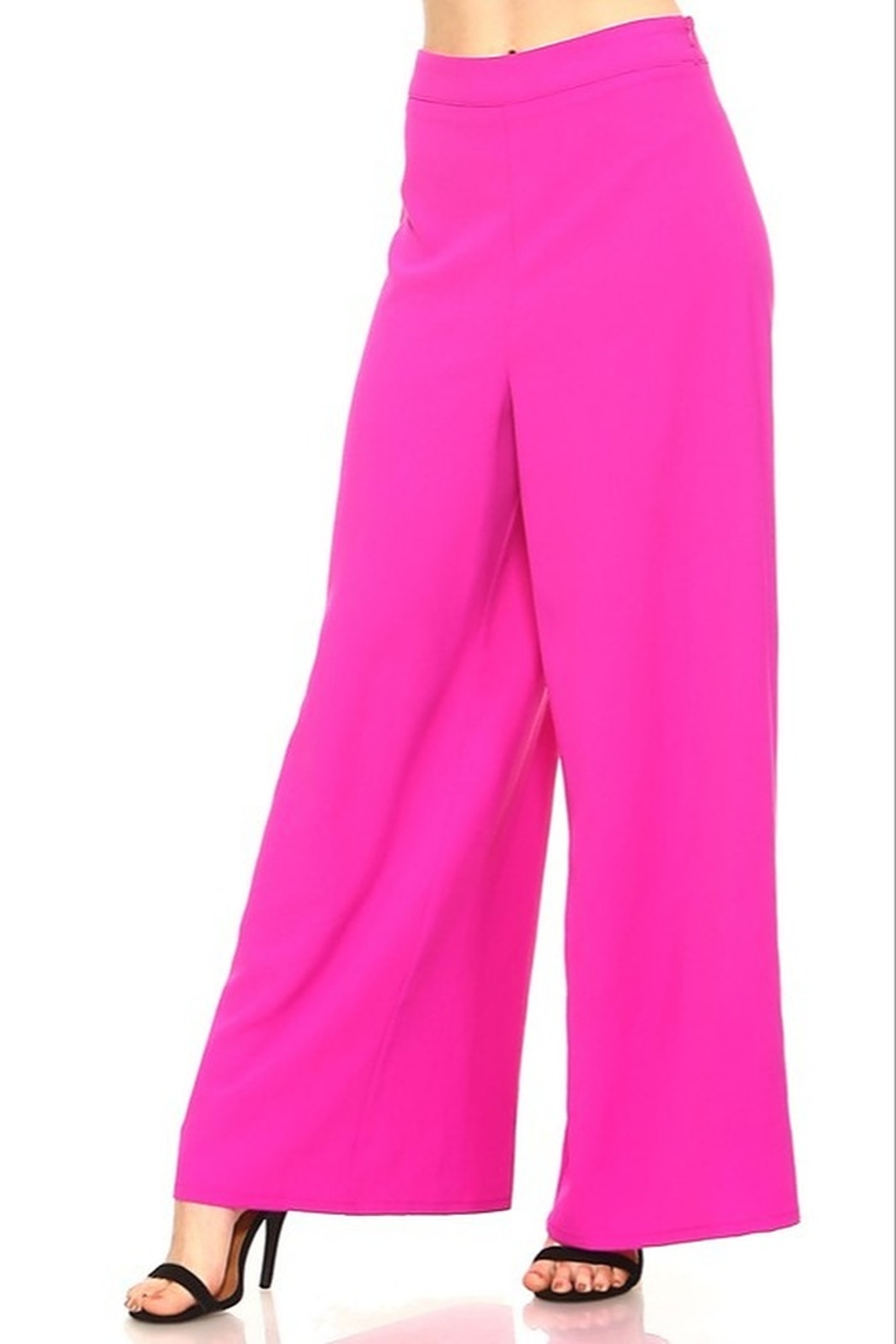 TCEC Wide Leg Pants - Front Full Image