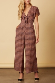 Cotton Candy LA Wide-Leg Print Jumpsuit - Product Mini Image