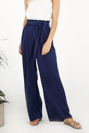 Greylin Wide Leg Trouser - Front full body