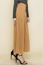 Glam Wide Leg Trouser - Side cropped
