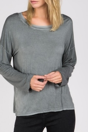 POL Wide Neck Long-Sleeve - Product Mini Image
